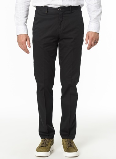 Beymen Business Regular Fit Pantolon 4B0119200064 Siyah